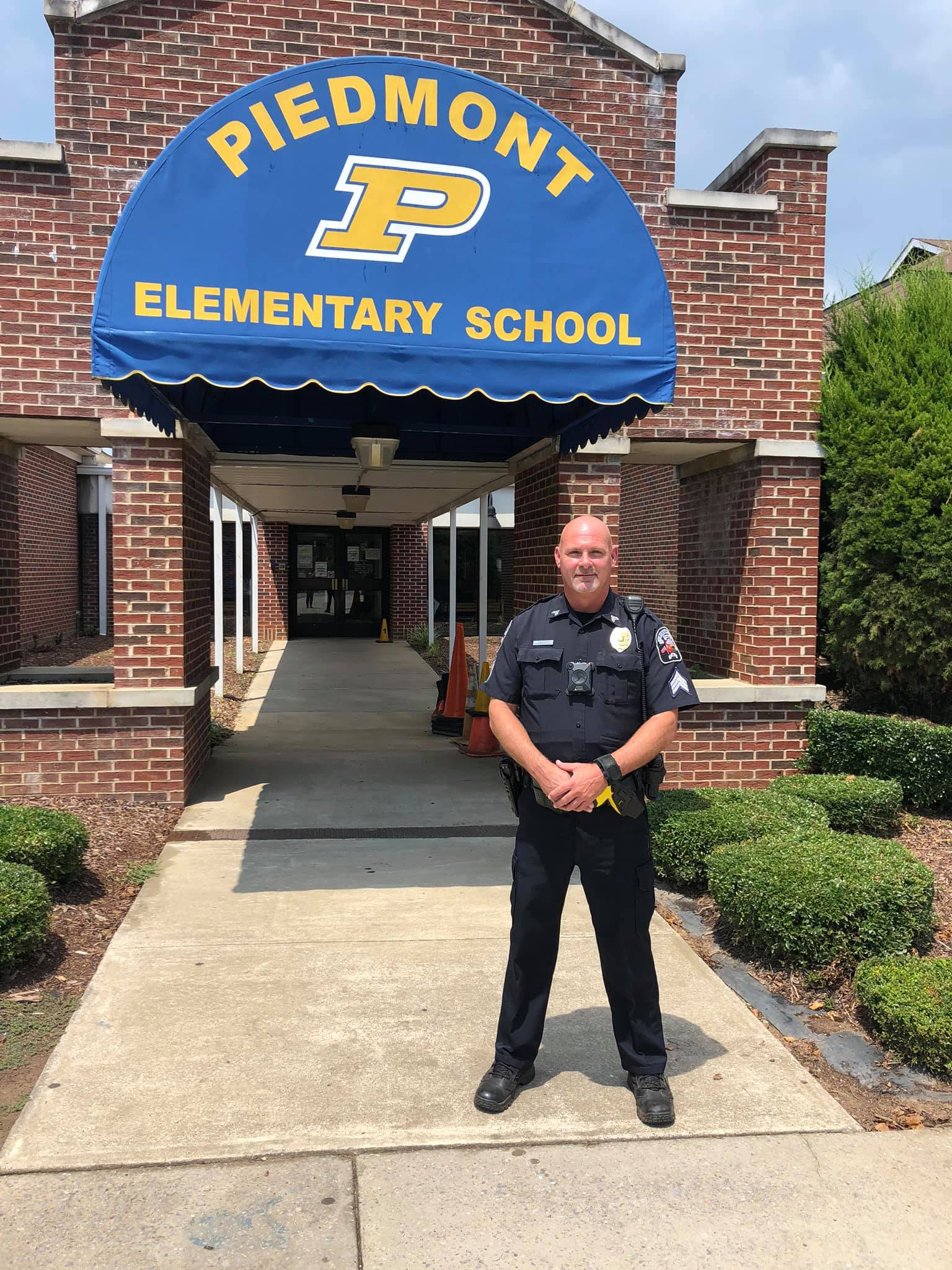 Officer Lee Terry, School Resource Officer
