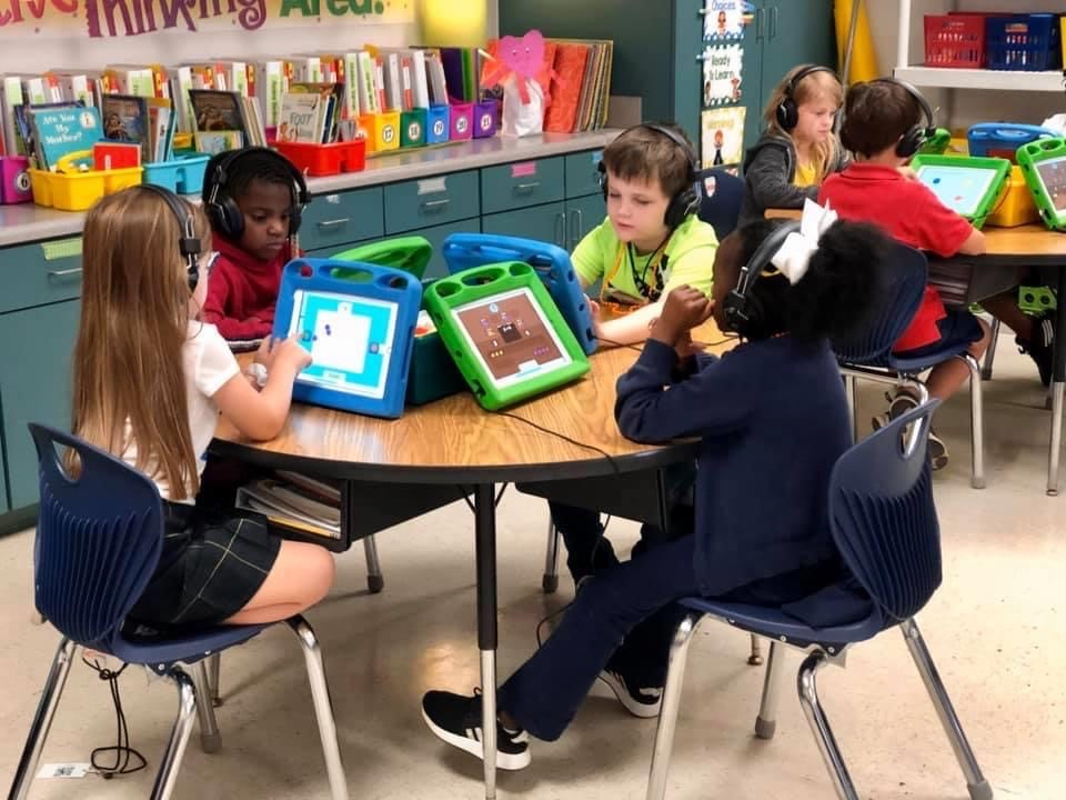 Learning with Devices