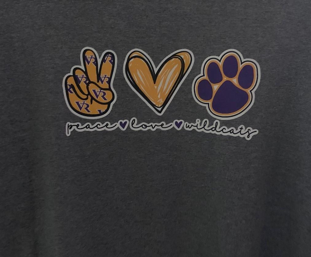 Peace, Love & Wildcats