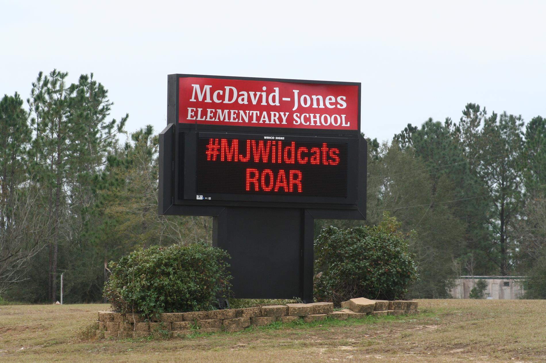 McDavid-Jones Elementary School