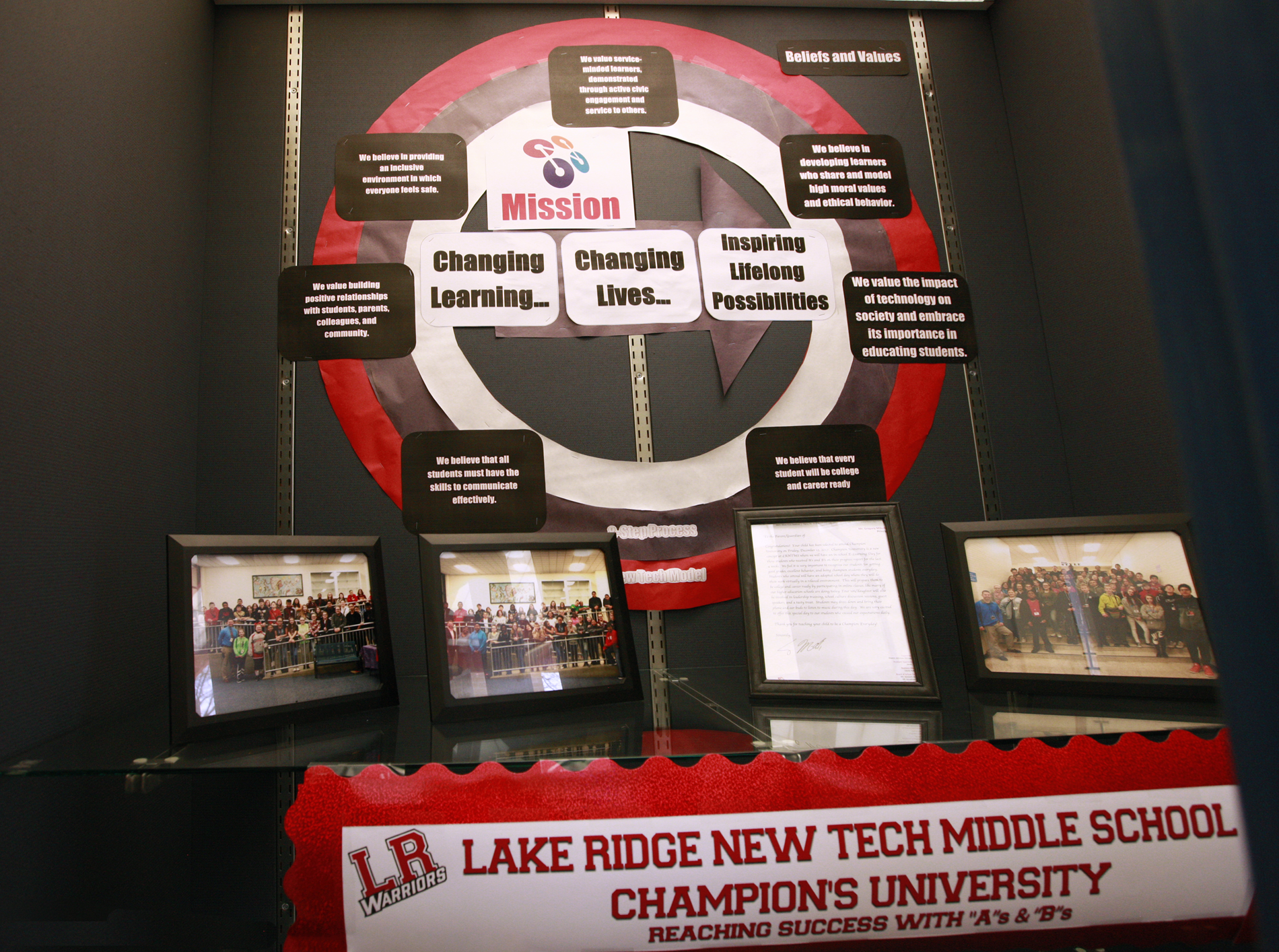 Lake Ridge Strategic Plan