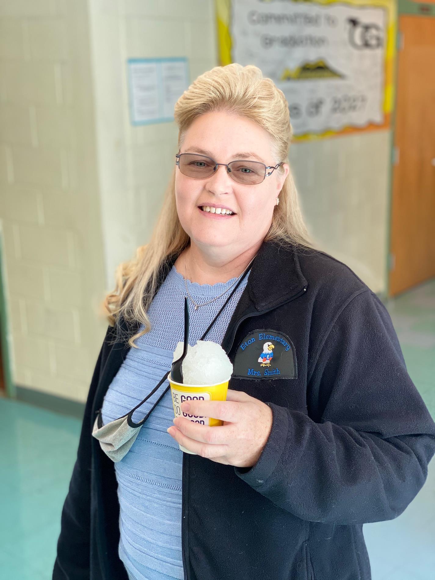 Mrs. Marsha Smith - 6th grade