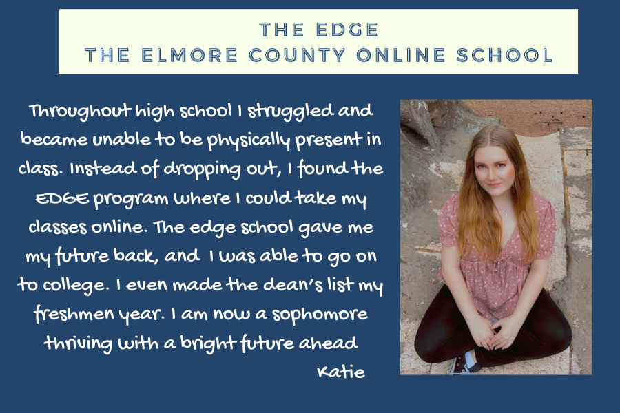 Katie's Quote about the School