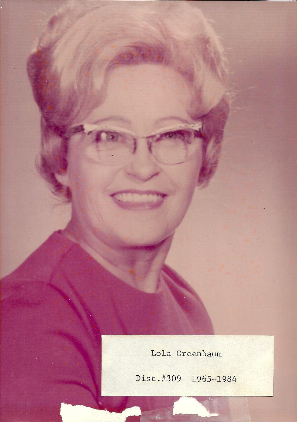 Lola Greenbaum