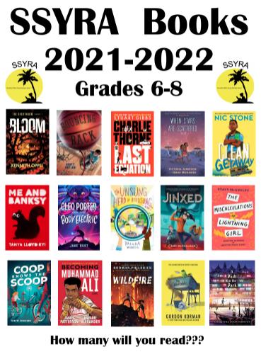 SSYRA Gr. 6-8 2021-2022 Poster