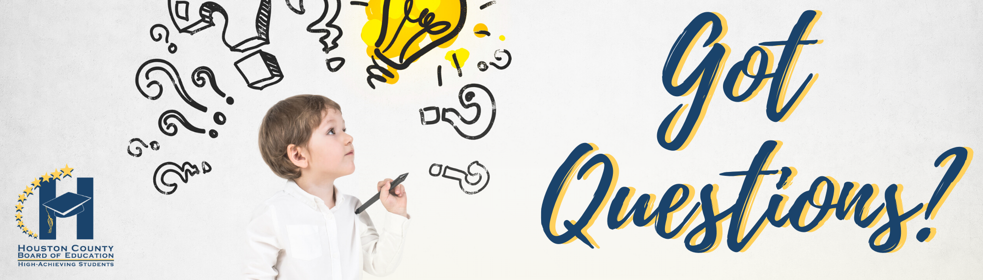 Got Questions?  Click the button to view our FAQs