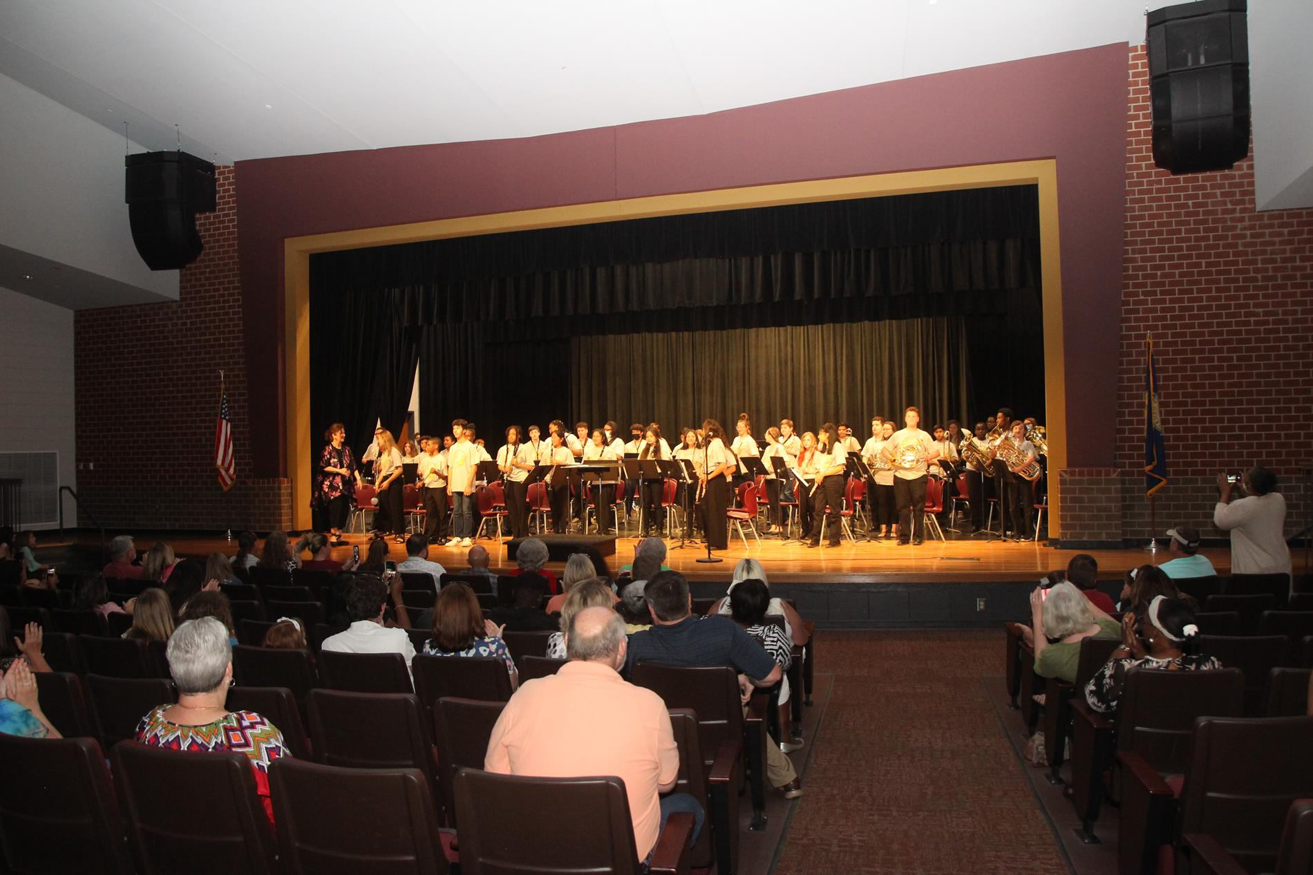 Middle School Honors Band