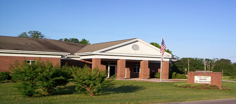 Coosa County Board of Education Building