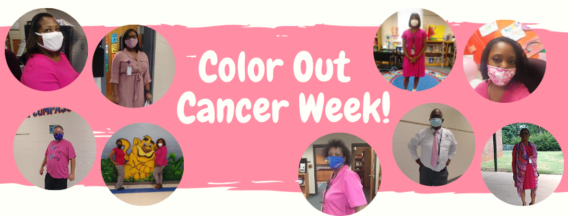 Color Out Cancer Week Breast Cancer