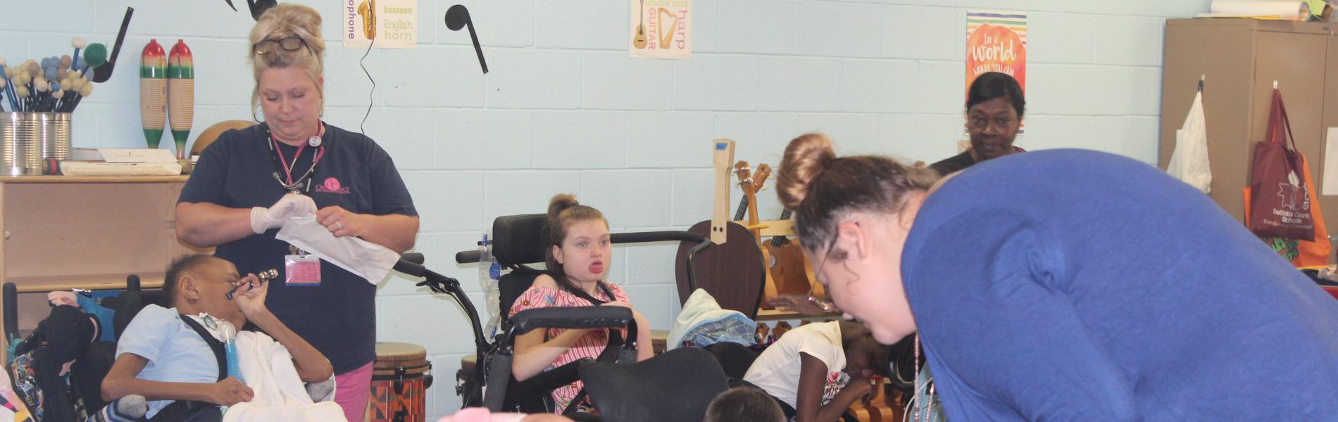 CBC in Music class