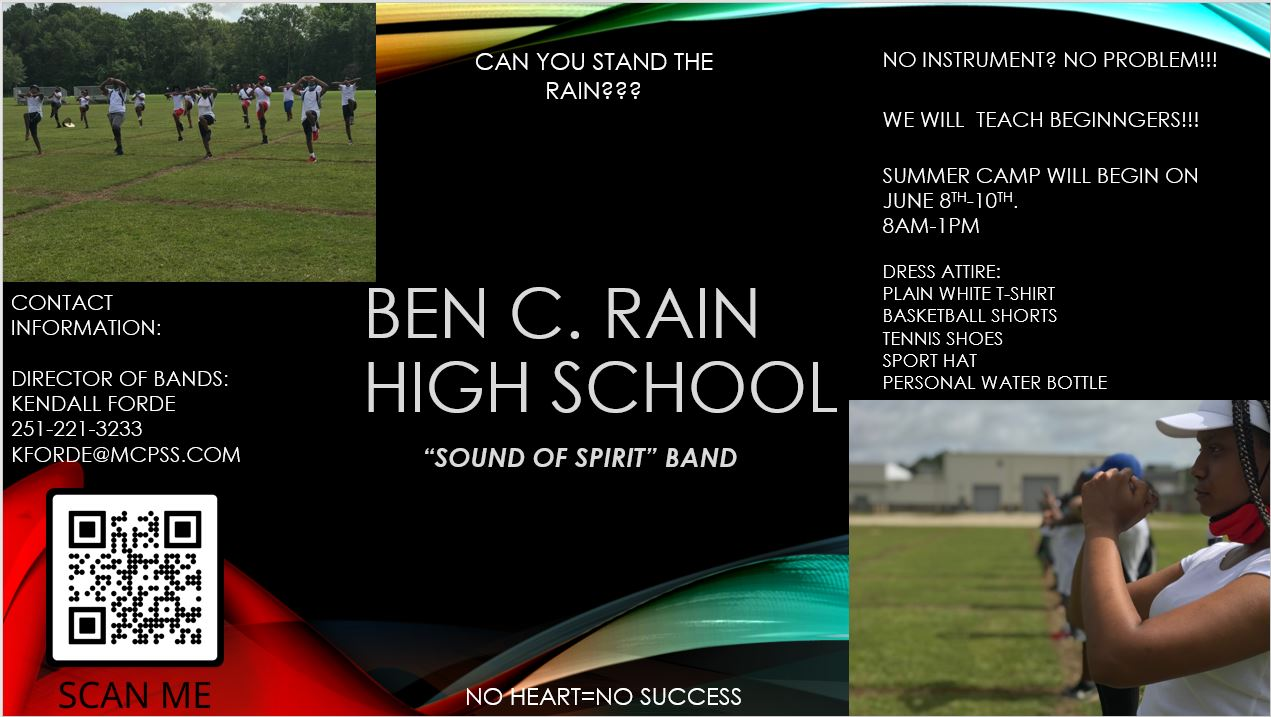 band tryouts