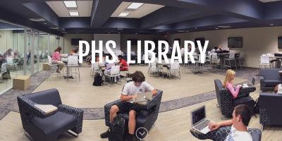 link to PHS Media Center