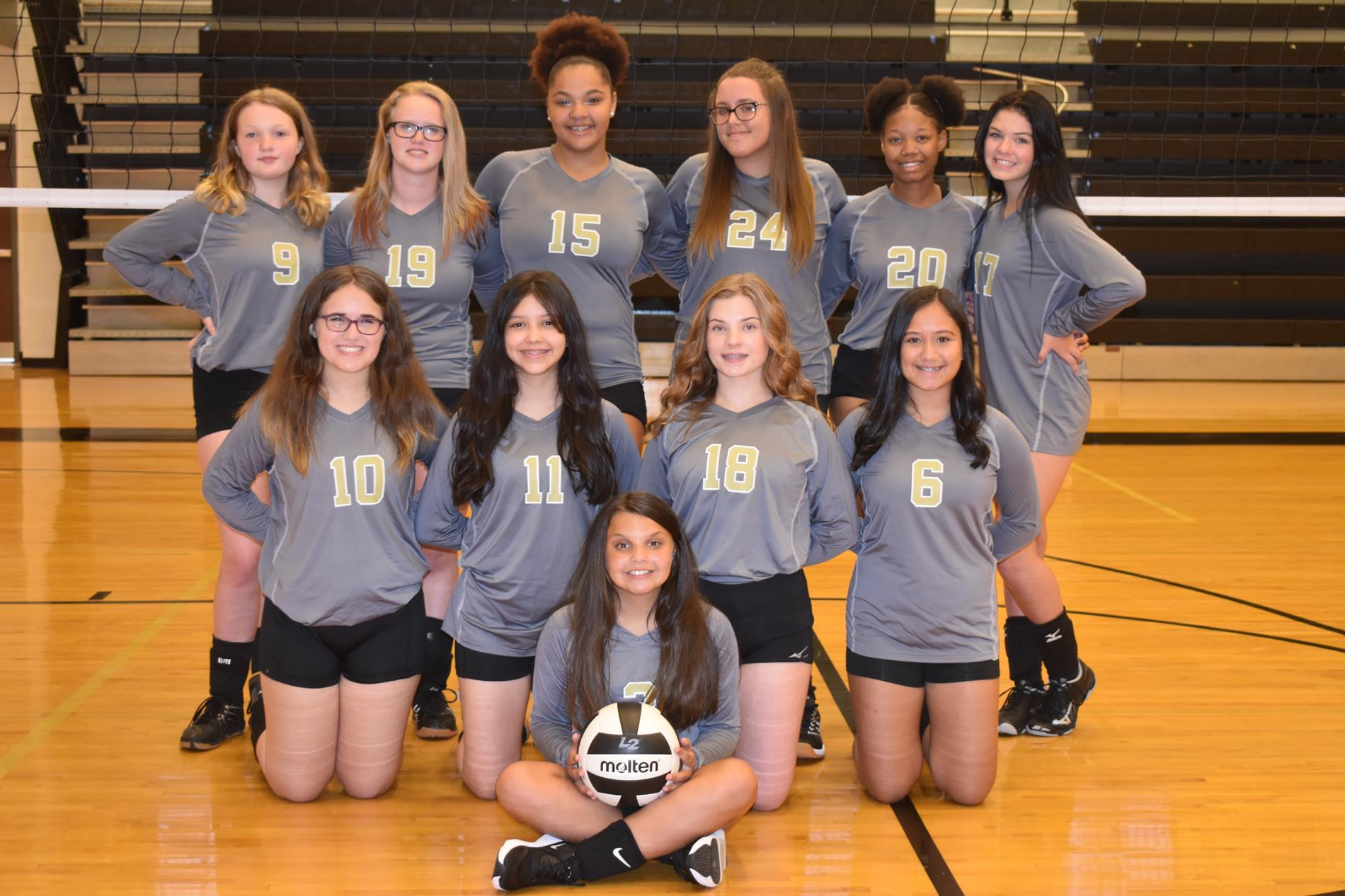 JV Volleyball 2020
