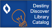 Destiny Discover Library Catalog Button