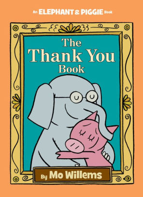 The Thank You Book Link
