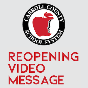 Reopening Video Message