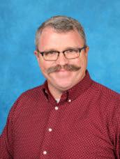 Assistant Principal Dustin Strickland