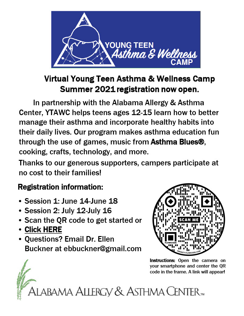 Asthma and Wellness Camp
