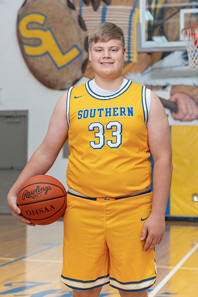 #33 Gavin Tribelo - Sophomore