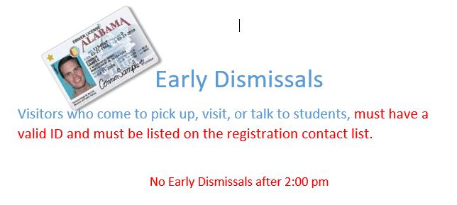 Early Dismissal Procedure