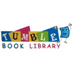 TumbleBookLibrary is a curated database of children's e-books