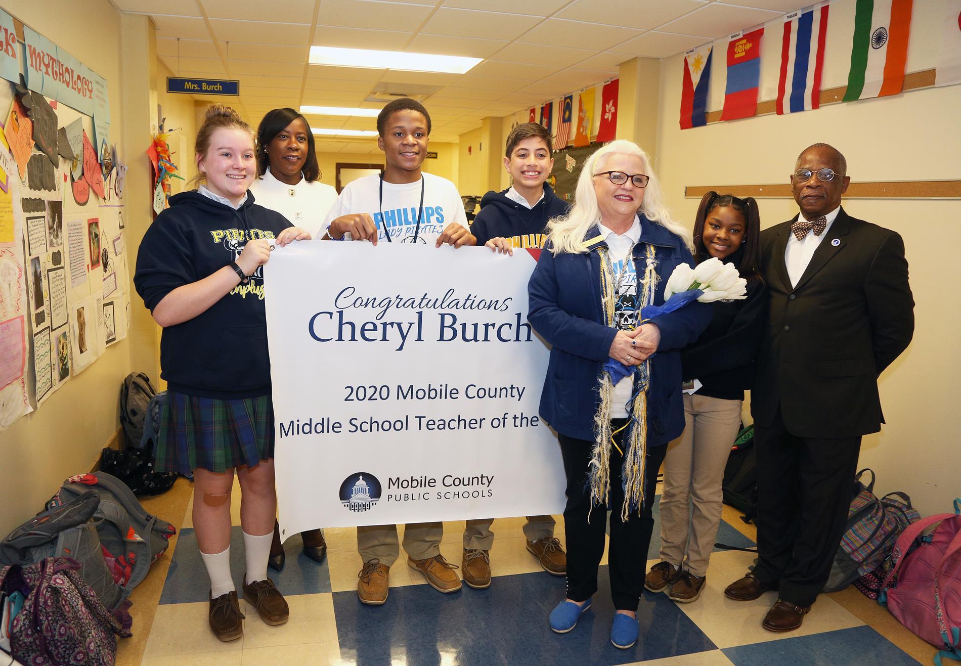 Cheryl Burch
