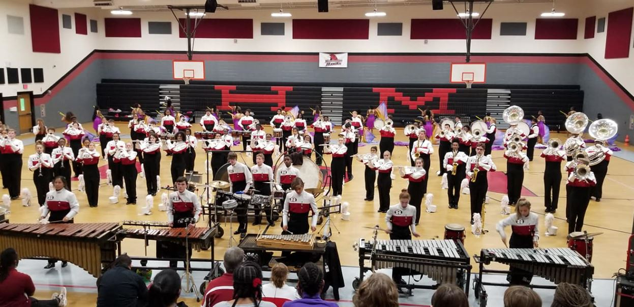 Band at middle schools