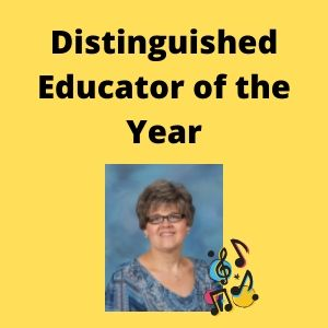 Distinguished Educator of the Year