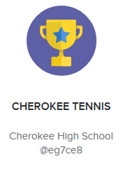 link to sign up for tennis notifications