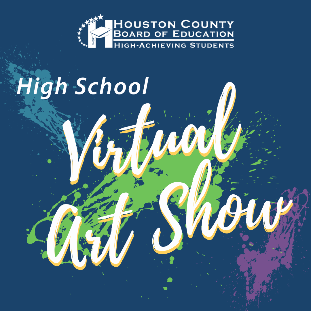 High School Virtual Art Show