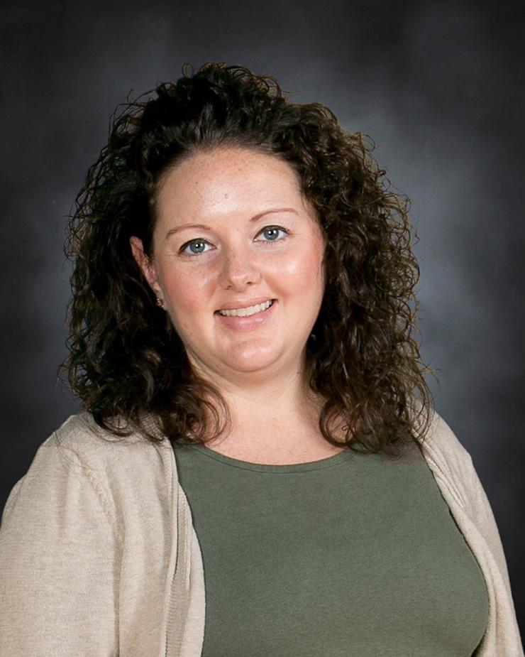 Mrs. J. Coleman, Intervention Specialist