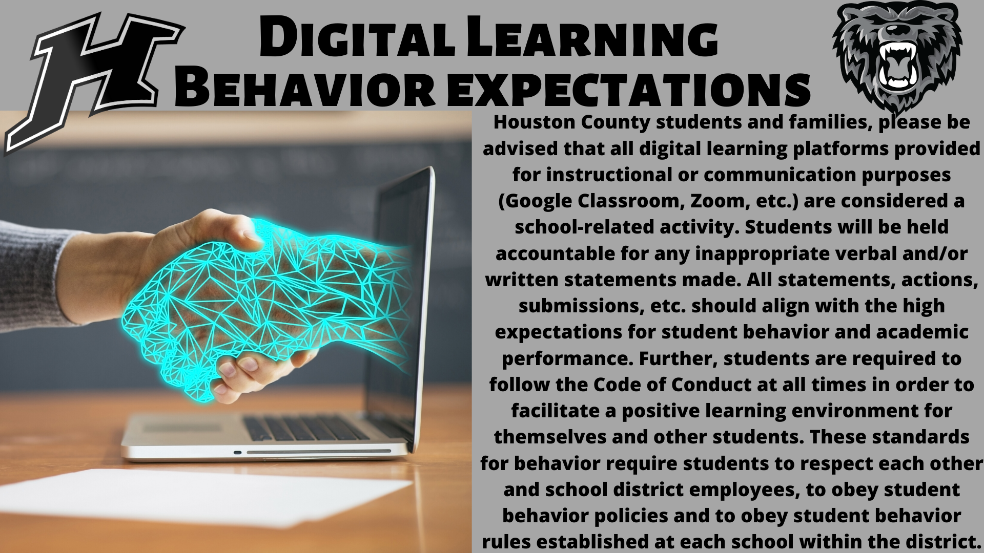 Digital Learning Behavior Expectations