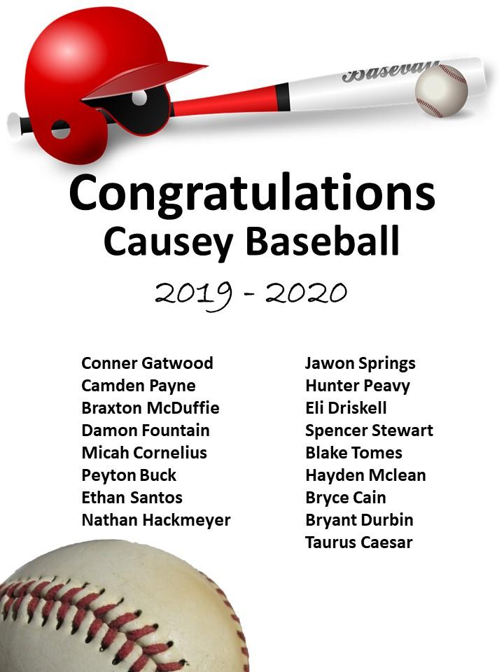 baseball roster