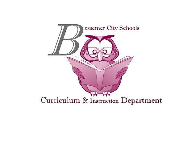 Bessemer City Schools Curriculum Department logo