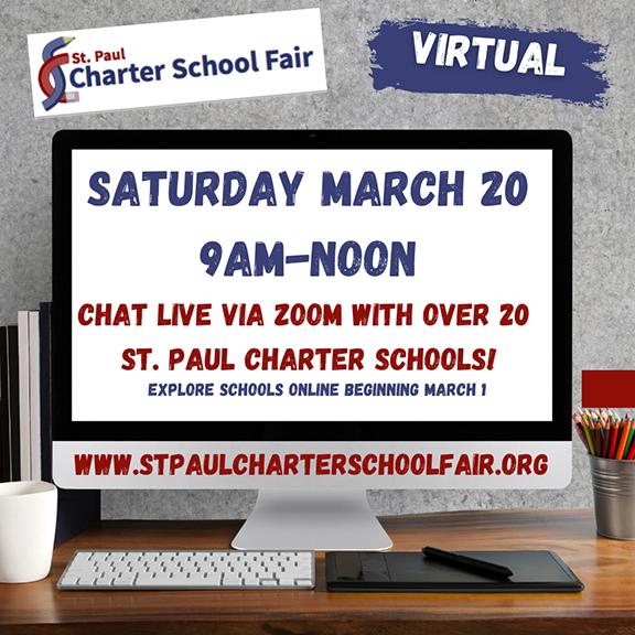 St Paul Charter School Fair