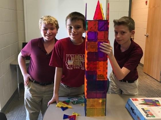 Using Picasso tiles to build the highest tower