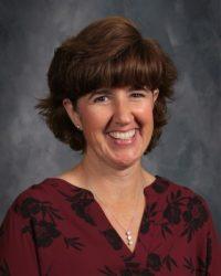Female teacher's aide