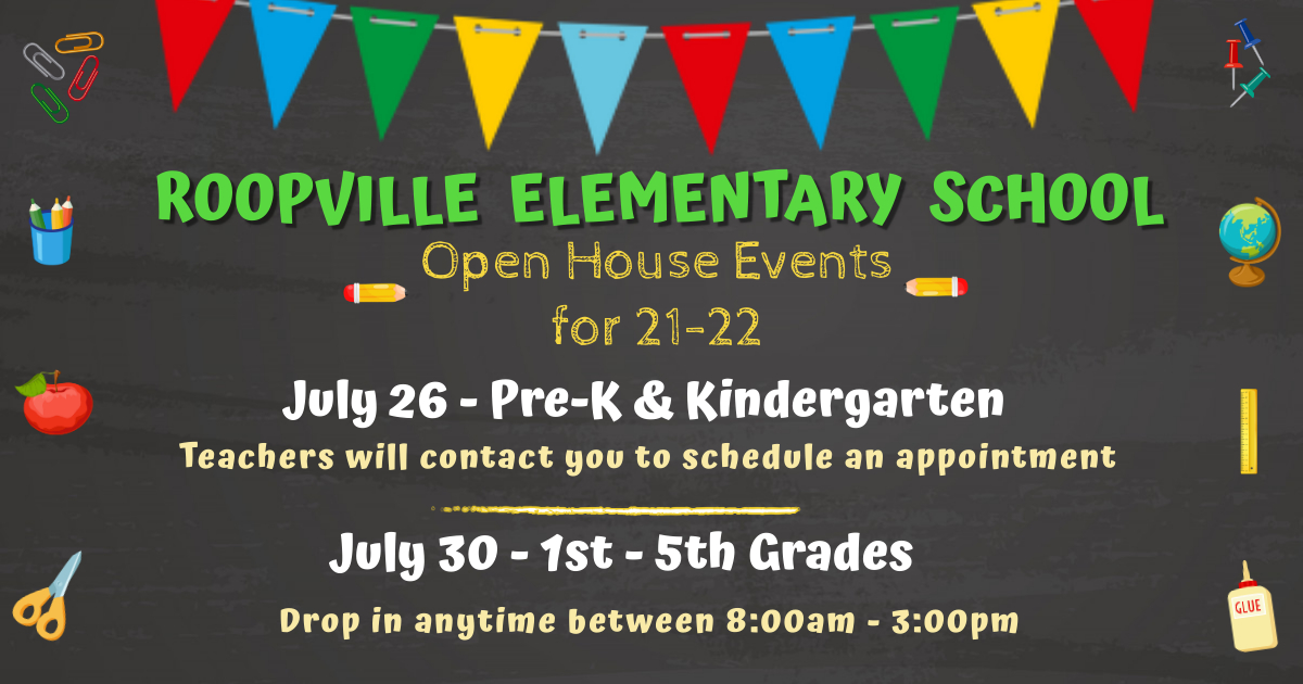 Open House Hours