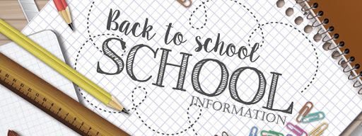 Back to School Info For Parents