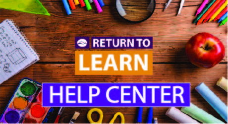 Return to Learn Help Center