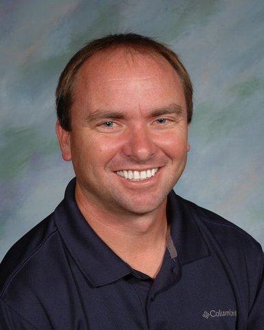 Tony Mitchell-Principal