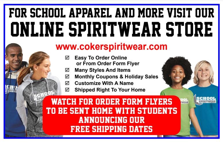 Coker Spirit Store