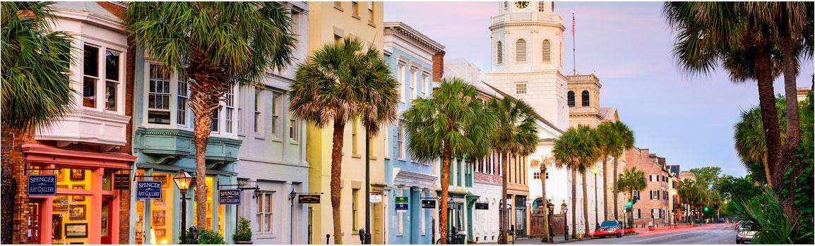 Charleston Nights
