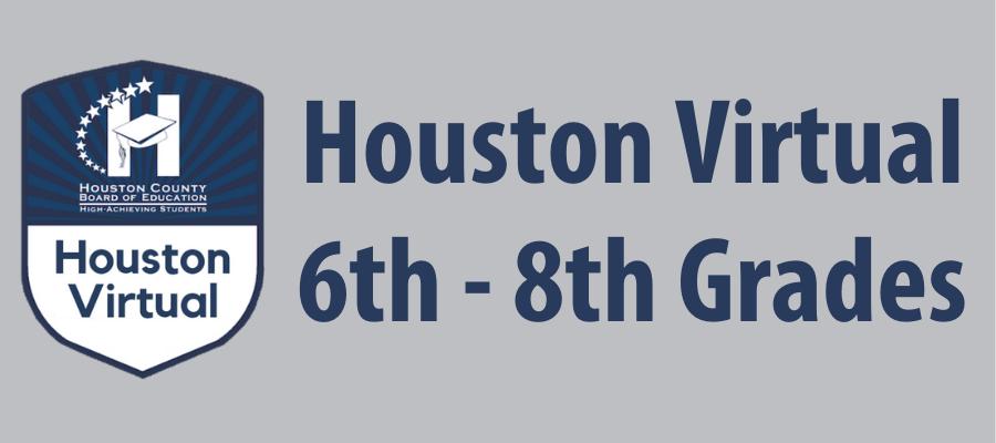 Houston Virtual Middle 6th-8th Grades