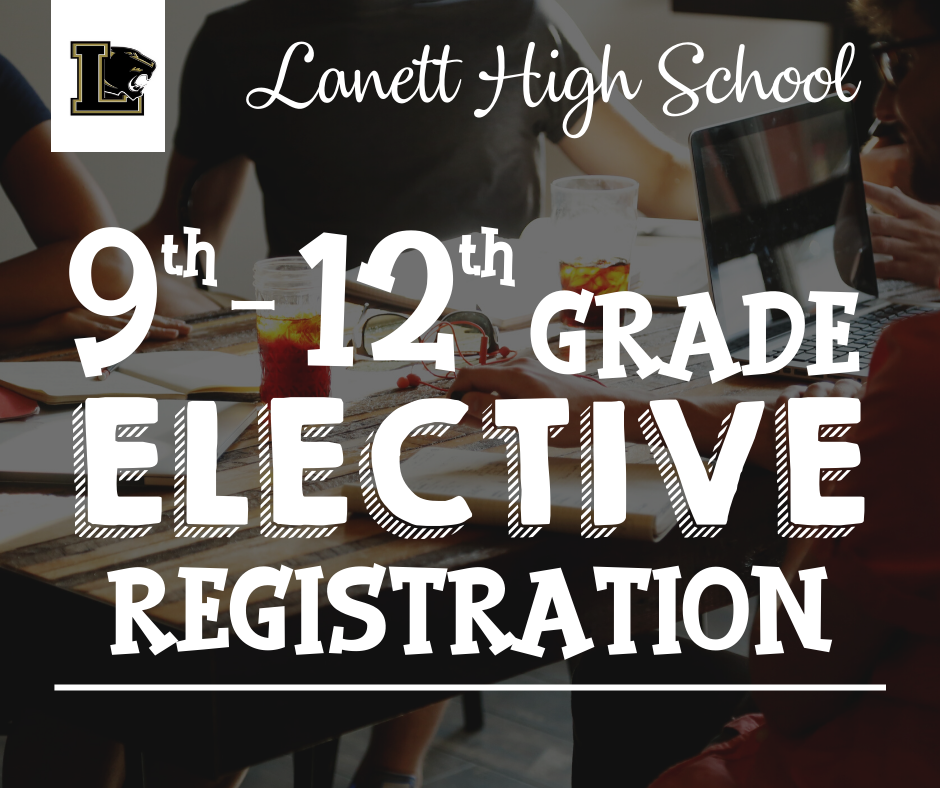 Elective Form for 9-12th Grade