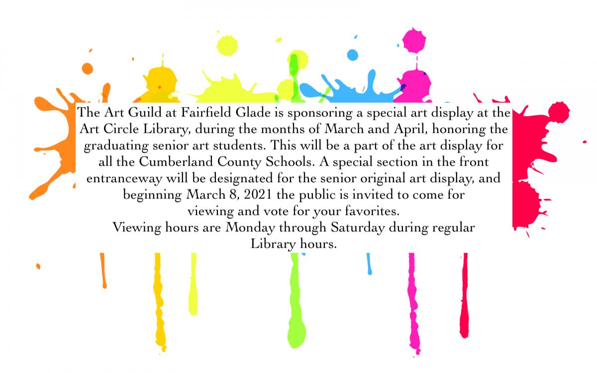 Art Contest Information