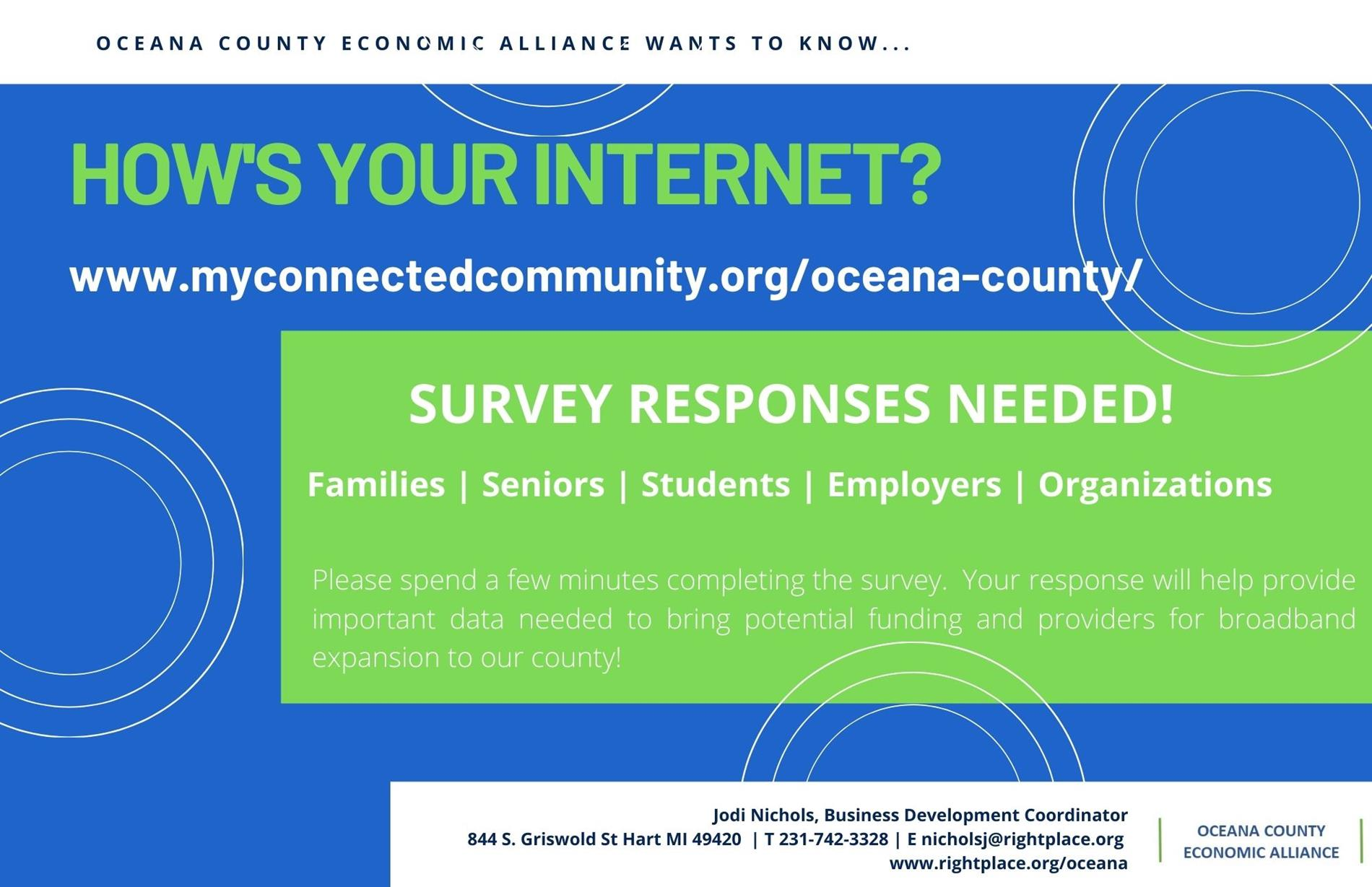 Oceana County Connected Community Launch