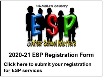 ESP registration