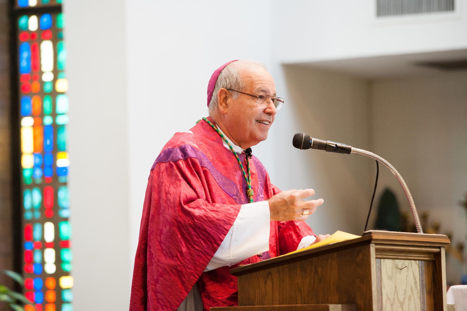 Bishop Estevez