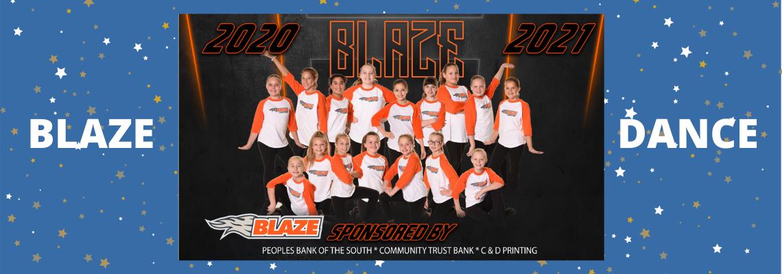 BLAZE Dance Team